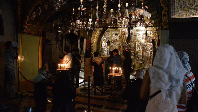 Visit to Jerusalem for Christian tourists